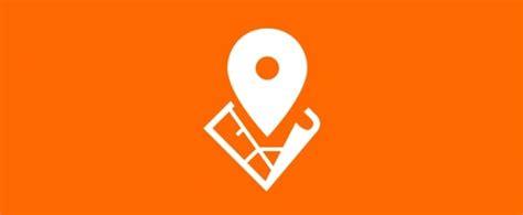 design logo free app location app logo design shack
