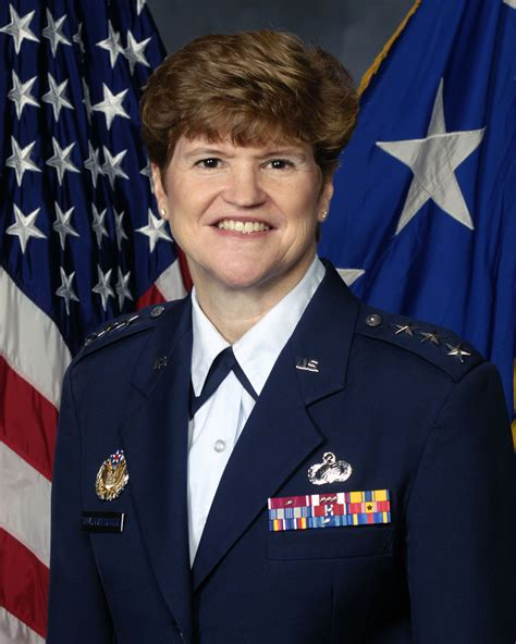 katherine johnson qi air force announces first female four star general nominee