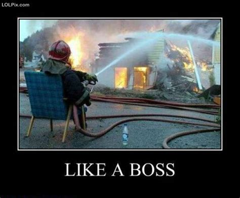 Funny Vire Memes - like a boss fire fighter funny pictures 1168 pic 14