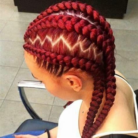 zig zag braids 50 enchanting ideas for ghana braids hair motive hair motive
