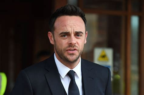 Has Left Rehab by Ant Mcpartlin Leaves Rehab After Month Of Treatment