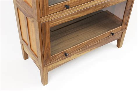 Lawyers Bookcase Plans Barrister S Bookcase The Wood Whisperer Guild