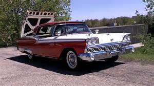 1959 Ford Skyliner 1959 Ford 500 Skyliner Retractable Hardtop Operating For