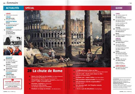 histoire de la rome 2818500958 l histoire 416 la chute de rome arr 234 te ton char