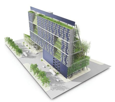 it is this vertical garden shipping container that