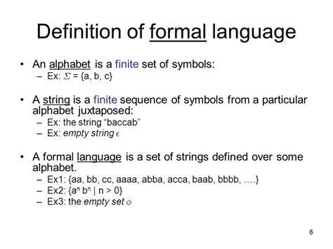 pattern language formal languages grammars and regular expressions ppt video