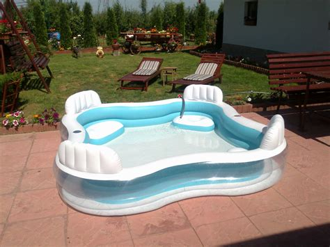 kids backyard pool kid s pool no kids involved only we know pinterest