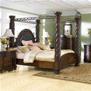 Bed Frames Eugene Oregon Millennium Shore King Canopy Bed Rife S Home