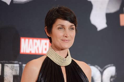 Carrie Moss In New by Carrie Moss The Defenders Tv Show Premiere In Nyc