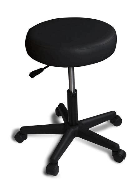 rolling swivel bar stools spa luxe rolling swivel stool massagetools