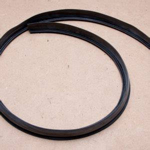 t section rubber seal spring clips for flexible window channel bt18 per 5