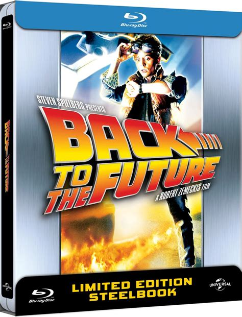 Exclusive Limited Editions At 20ltd by Back To The Future Zavvi Exclusive Limited Anniversary