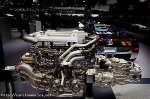 Who Makes The Bugatti Veyron Engine Bugatti Veyron Carsinamerica
