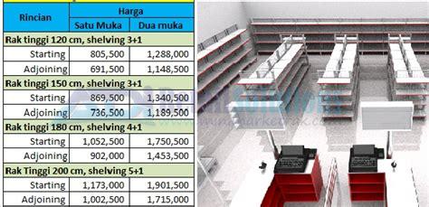 Daftar Rak Minimarket Surabaya rak minimarket surabaya rak toko surabaya murah