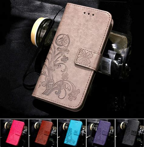 luxury retro leather flip cover for huawei honor 5c honor 7 lite wallet phone bag coque
