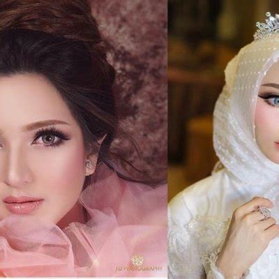 tutorial make up pengantin malaysia riasan mata barbie ala mua imel vilentcia ini lagi tren