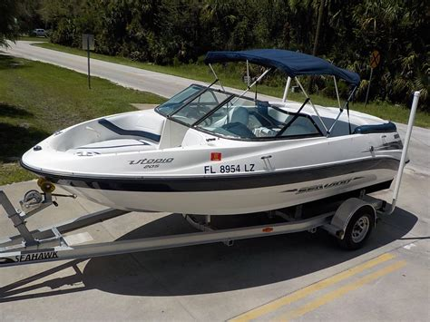 seadoo utopia boats for sale canada sea doo utopia 205 boat for sale from usa