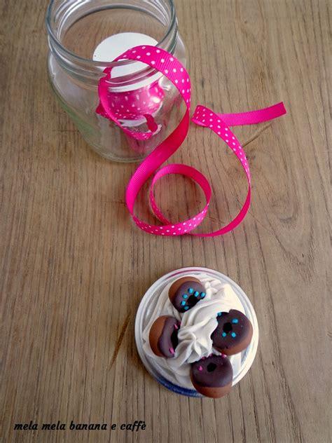 decorare i tappi dei barattoli how to do decorare i barattoli mela mela banana e caff 232