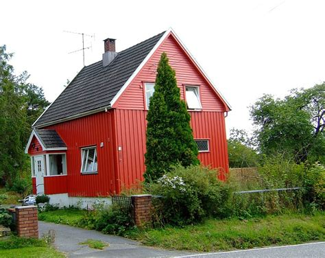 norway house typical house in norway a photo from vestfold south trekearth