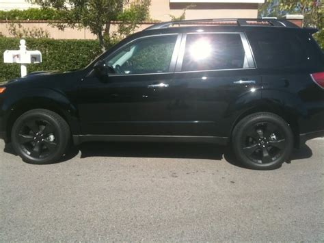 black subaru rims black rims for subaru forester search subie