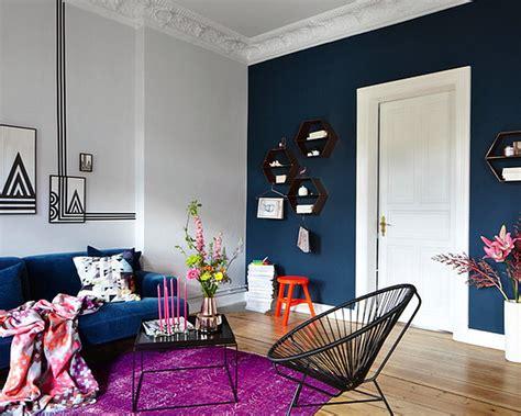 ide warna cat ruang tamu  cantik terbaru dekor rumah