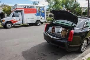Cadillac Ats Trunk Space 2013 Cadillac Ats Term Road Test Cargo Space