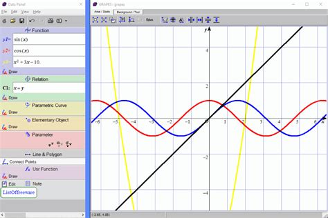 graphing software graphing program free 28 images 28 best free graphing