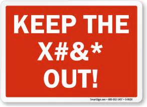 keep out signs for bedroom doors keep out signs free shipping options
