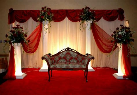Simple Decorations by Simple Stage Decoration For Marriage Archives Decorating
