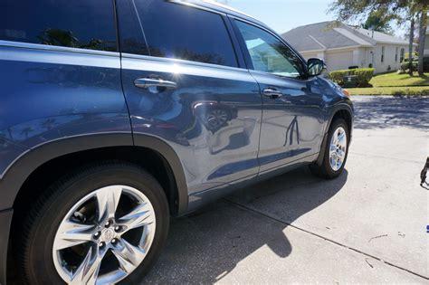 toyota car detailing 2014 toyota highlander express wax orlando mobile auto