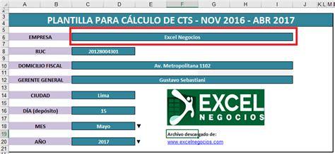 bcp planilla formato cts bcp 2016 formato de excel 2016 deposito de cts bcp formato de