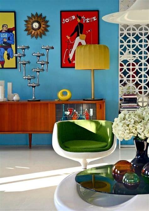 Einrichtungsideen Wohnzimmer Modern 2602 by Wohnen Wie In Den 60ern Retro And Vintage Chic