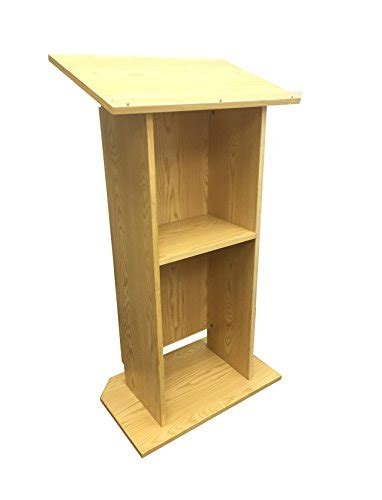 podium lighting fixtures fixture displays wood mdf podium pulpit lectern