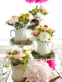 Spring Table Decorations by Easy And Impromptu Easter Table Decor Happy Easter