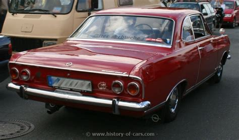 opel rekord 1965 opel 1965 rekord b coupe the history of cars exotic