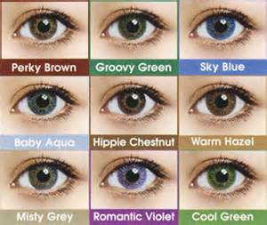 contacts that change color tips for using cosmetic lenses colors of contact lenses