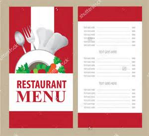 Free Menu Card Templates by Menu Card Template 42 Free Word Psd Pdf Eps