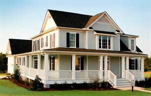 Wrap Around Porch Homes I Southern Homes With Wrap Around Porches Home Decoras