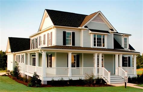 i southern homes with wrap around porches home decoras