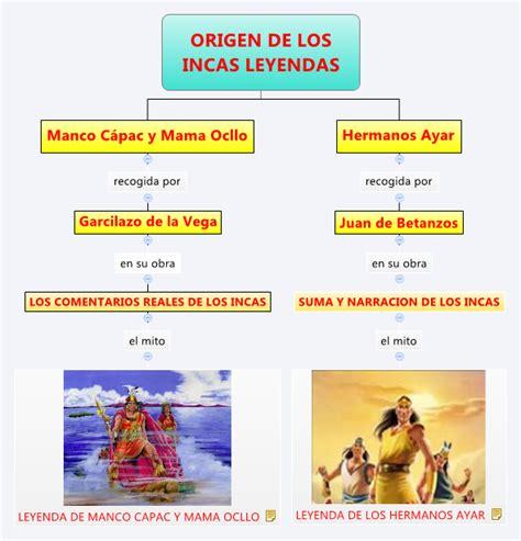 los origenes de la 8474905265 origen de los incas leyendas xmind online library