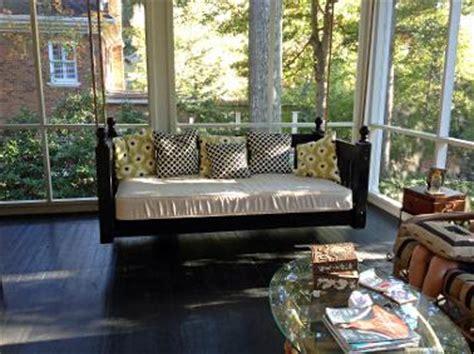 swinging atlanta com testimonials hanging porch beds swinging porch beds