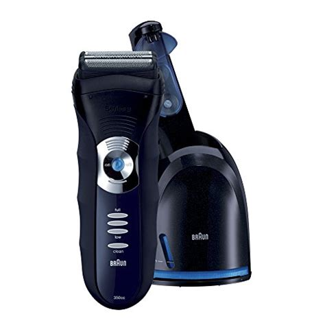 electric shaver is better than a razor for in grown hair braun 3series 350cc 4 electric shaver electric men s