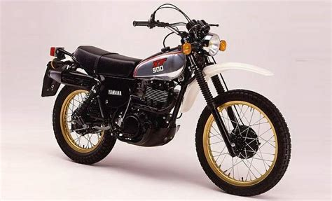Motorrad Xt 500 by Yamaha Xt 500
