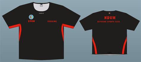 design baju extreme kelab sukan lasak upnm april 2011