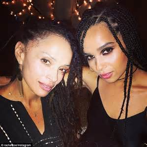 lisa bonet and daughter zoe kravitz could pass as sisters