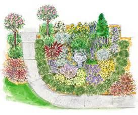 sun loving southern garden plan