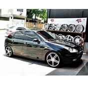 Focus Ghia Com Rodas Aro 18