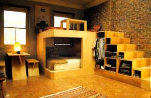Small House Wheels Living Houses Cool Creative Decorating Tiny Build this studio apartment from hbo s girls may be the coolest