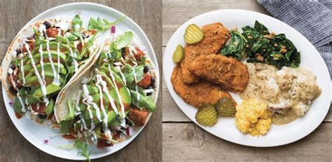 a southern s guide to plant based recipes from the vegan soul that won t make you books fall menu at veggie grill trying southern chickin and