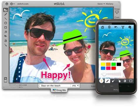 skitch for android skitch для android обзавелся функциями кадрирования и сглаживания линий
